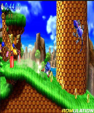 Sonic Generations (USA) Nintendo 3DS ROM Download | RomUlation