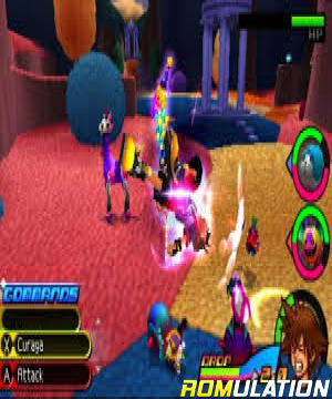 Kingdom Hearts 3D - Dream Drop Distance for 3DS screenshot