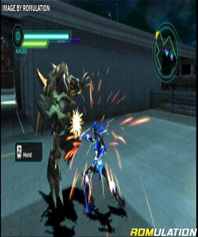 Transformers Prime - The Game (USA) Nintendo 3DS ROM