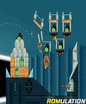 Angry Birds Star Wars for 3DS screenshot