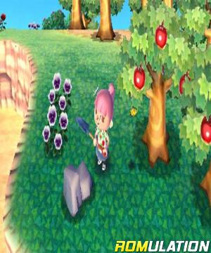 Animal Crossing - New Leaf for 3DS screenshot