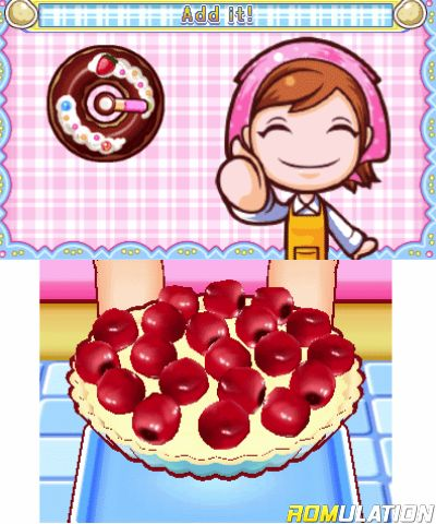cooking mama 3 ds rom fr