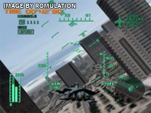 AeroWings for Dreamcast screenshot