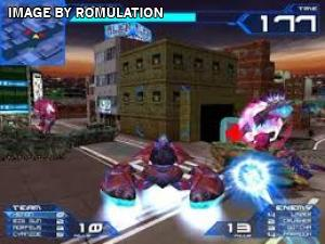 Alien Front Online for Dreamcast screenshot