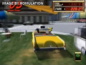 Crazy Taxi 2 for Dreamcast screenshot