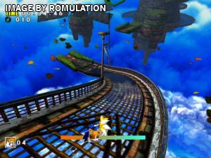 Sonic Adventure for Dreamcast screenshot