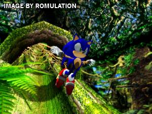 Sonic Adventure 2 for Dreamcast screenshot