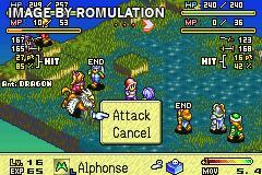 Tactics Ogre - The Knight of Lodis (USA) GBA / Nintendo