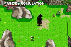 Dragon Ball Z - The Legacy of Goku for GBA screenshot