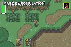 Legend of Zelda, The - A Link to the Past & Four Swords for GBA screenshot