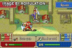 Fire Emblem for GBA screenshot