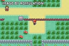 gba pokemon leaf green version rom