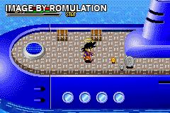 Dragon Ball Z - Buu's Fury for GBA screenshot