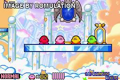 kirby and the magic mirror rom