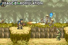 Metal Slug Advance (USA) GBA / Nintendo GameBoy Advance ROM Download