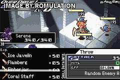 Riviera - The Promised Land for GBA screenshot