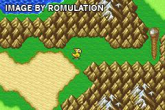 Final Fantasy V Advance for GBA screenshot