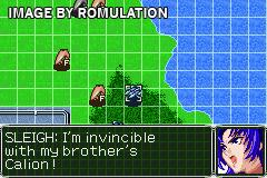 Super Robot Taisen - Original Generation 2 for GBA screenshot