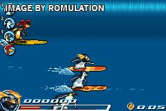 Surf's Up for GBA screenshot