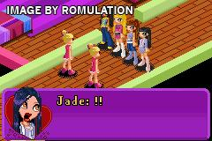 Bratz the Movie for GBA screenshot
