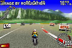 Four Pack Racing for GBA screenshot