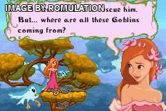 Enchanted Once Upon Andalasia for GBA screenshot