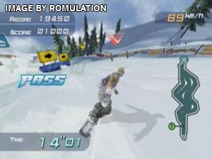 1080 Avalanche for GameCube screenshot