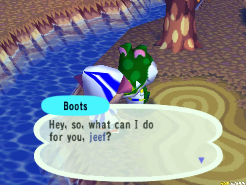Animal Crossing (USA) Nintendo GameCube / NGC ISO Download ...