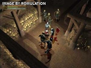 Baldurs Gate Dark Alliance for GameCube screenshot