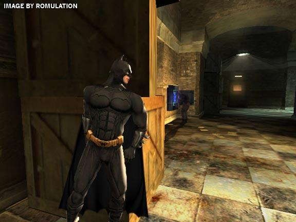 Batman Begins (USA) Nintendo GameCube / NGC ISO Download ...