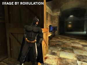 Batman Begins for GameCube screenshot