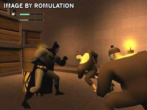 Batman Vengance for GameCube screenshot