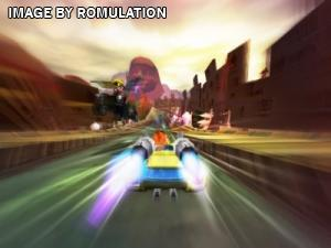 Crash Tag Team Racing for GameCube screenshot
