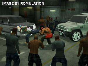 Def Jam Fight For NY for GameCube screenshot