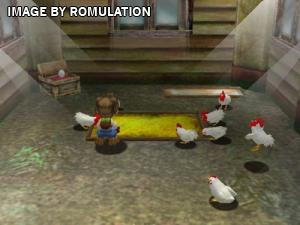 Harvest Moon A Wonderful Life for GameCube screenshot