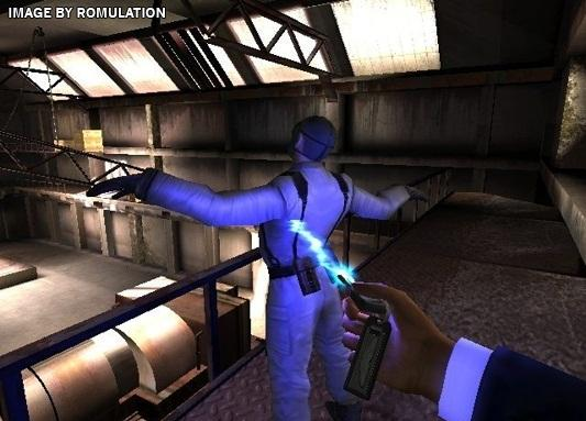 007 nightfire 2002-Gamecube