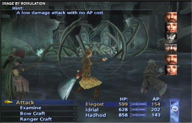 The Lord of the Rings: The Third Age for PlayStation 2 ...