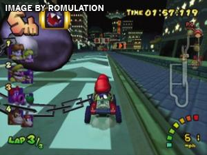 Mario Kart Double Dash for GameCube screenshot