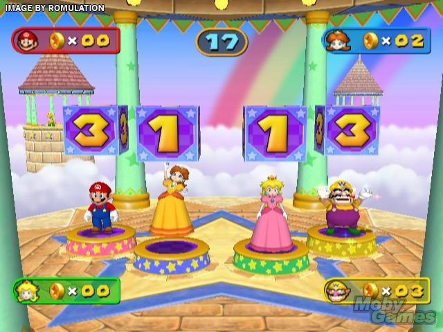 Mario party 6 (europe) (en,fr,de,es,it) iso < gcn isos | emuparadise.