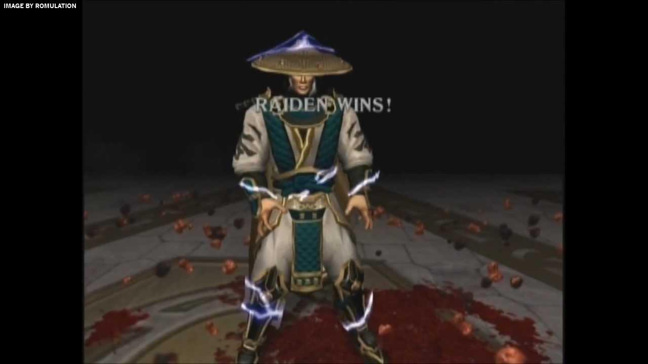 Mortal Kombat Deadly Alliance (USA) Nintendo GameCube / NGC