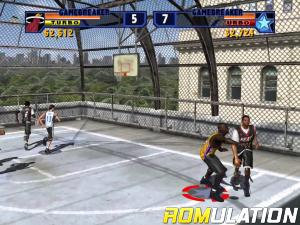 NBA Street Vol 2 for GameCube screenshot