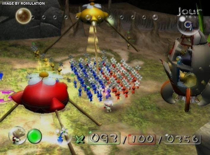 Pikmin Usa Nintendo Gamecube Ngc Iso Download Romulation