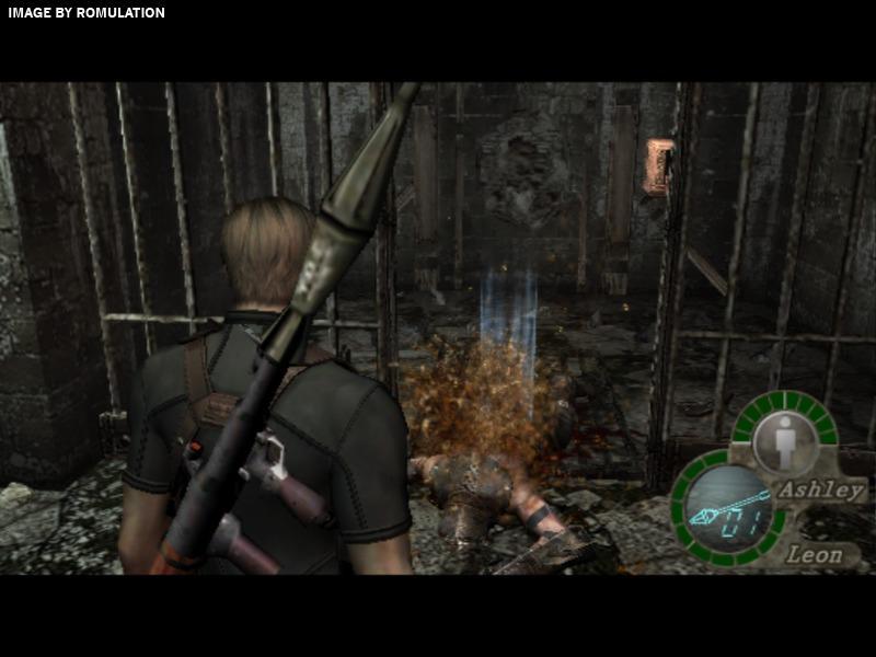 Resident Evil 4 Disc 1 (USA) Nintendo GameCube / NGC ISO