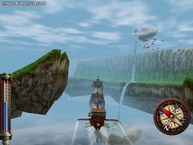 iso skies of arcadia dreamcast
