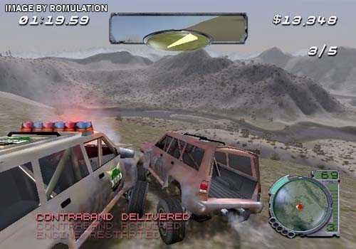 smugglers run: warzones