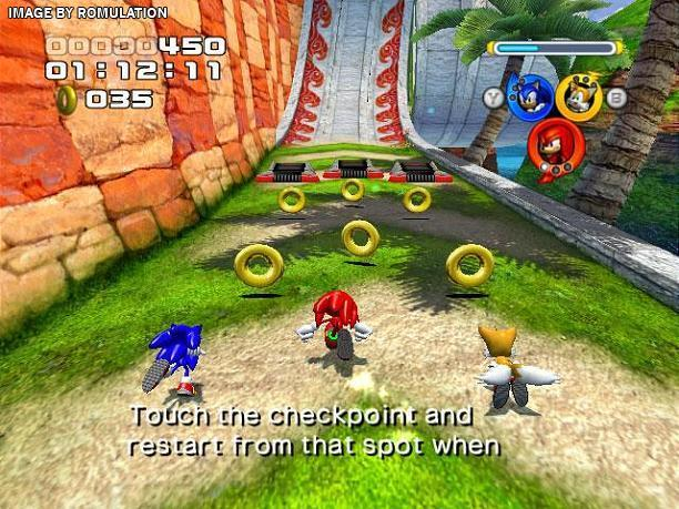 download sonic heroes pc iso