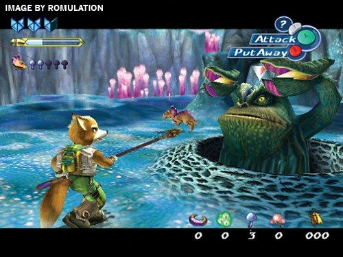 Star fox adventures 60 fps settings configure set up dolphin 5. 0.