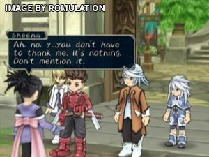 Tales of Symphonia Disc 1 for GameCube screenshot