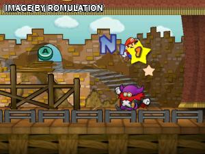 Paper Mario - The Thousand-Year Door for GameCube screenshot