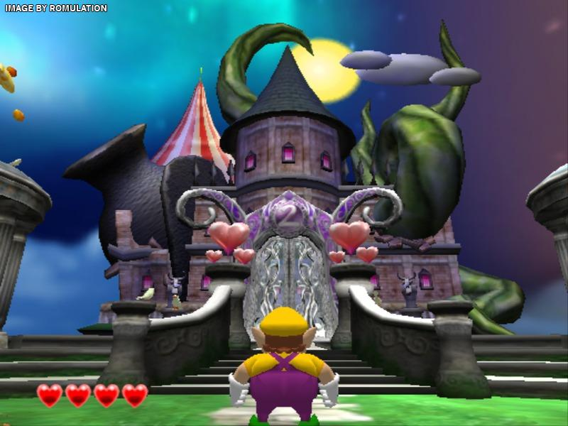Wario World Usa Nintendo Gamecube Ngc Iso Download